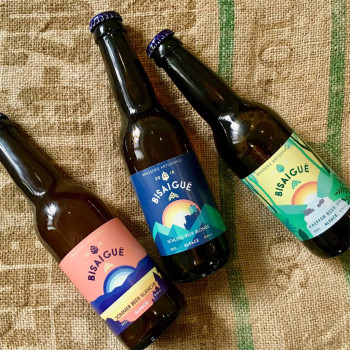 Bière Sommer Beer (Blanche)...
